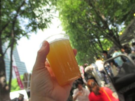 けやきひろば春のビール祭り(season1)