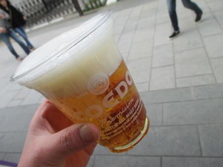COEDOビール。