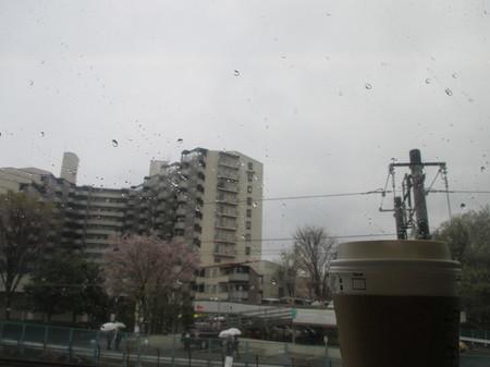 良いお天気。