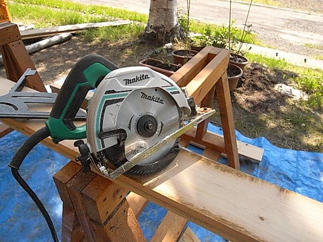 薪台作り2