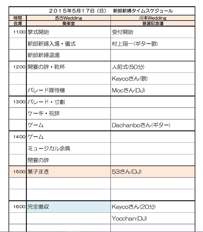 20150517タイムスケジュール