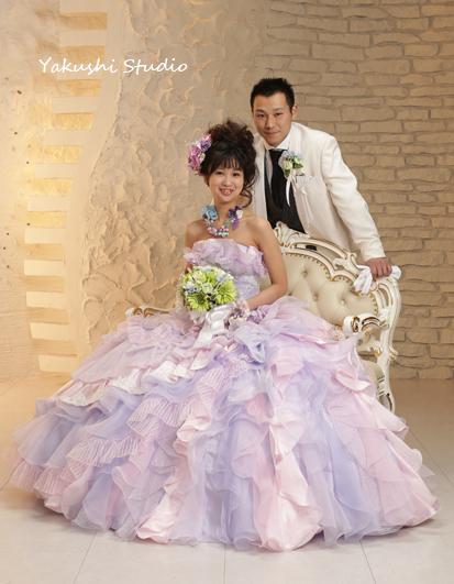 1412230226婚礼 写真 ドレス