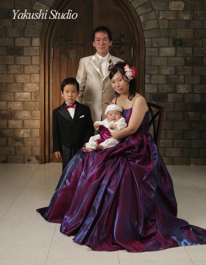 20150406 ドレス家族