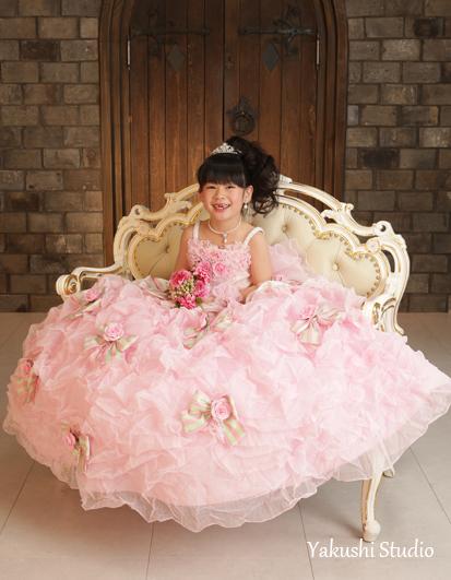 1504121276七五三 七歳 ドレス