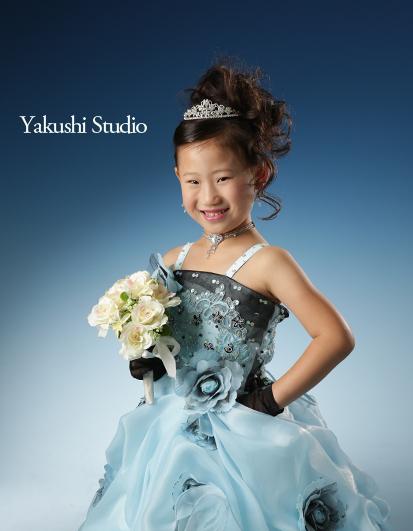 150603 七歳ドレス