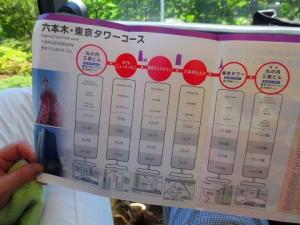 009東京タワーコース