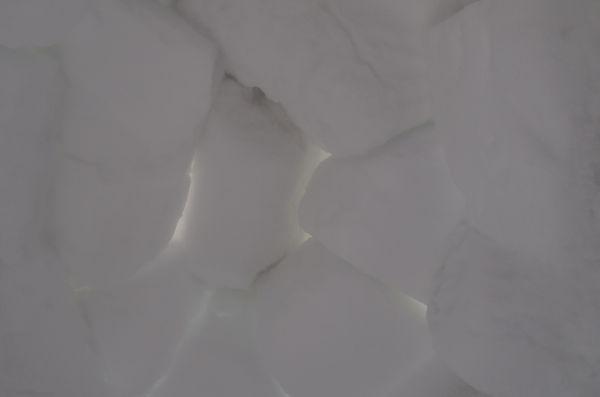 イグルーの天井
