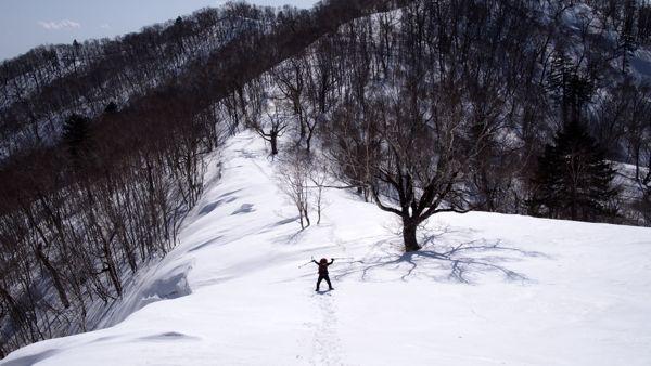 下山中P3228049