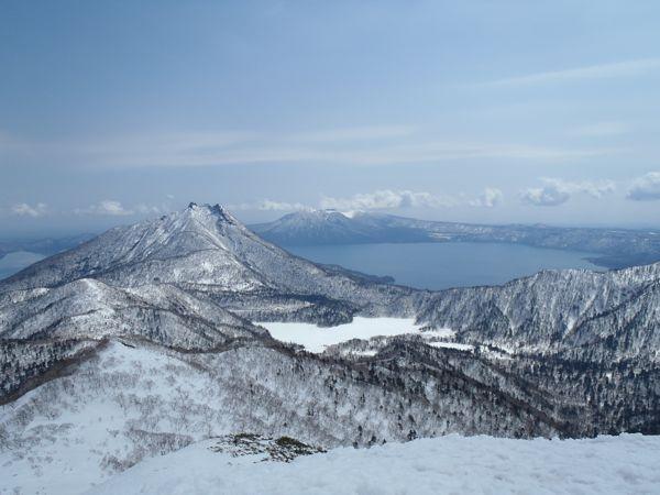 漁岳からP4120143