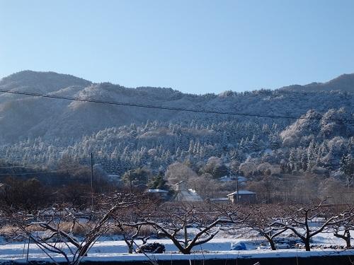雪山 002