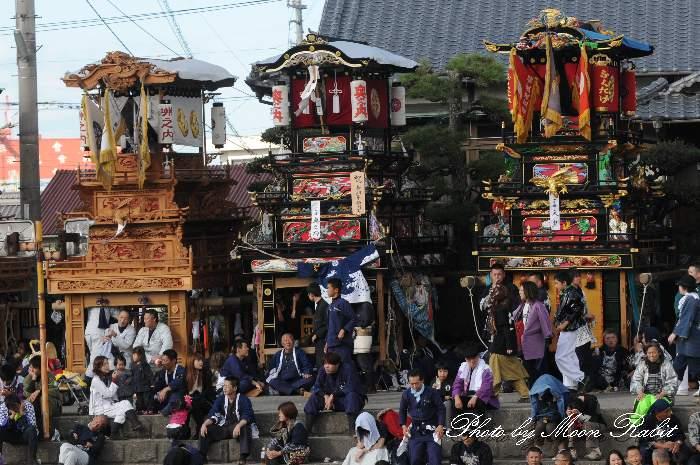 奥之内屋台(奥の内だんじり) 西条祭り 玉津