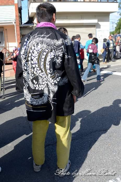 上喜多川屋台(上喜多川だんじり) 祭り装束 西条祭り 伊曽乃神社祭礼