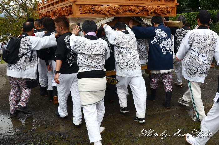 久保屋台(久保だんじり) 祭り装束 石岡神社祭礼