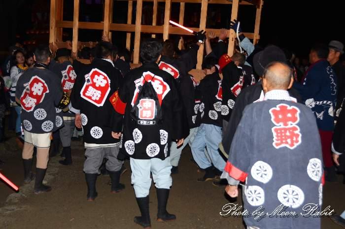 中野だんじり(屋台) 祭り装束 西条祭り 伊曽乃神社祭礼