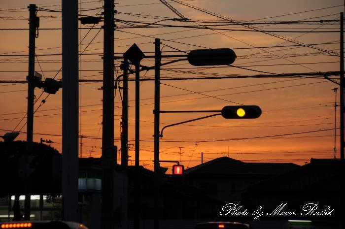 信号機 愛媛県西条市川沿町