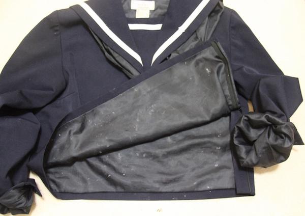 中出し用 シコセラ 四国型セーラー服