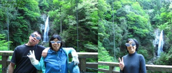 8500原不動滝で記念撮影8506150505