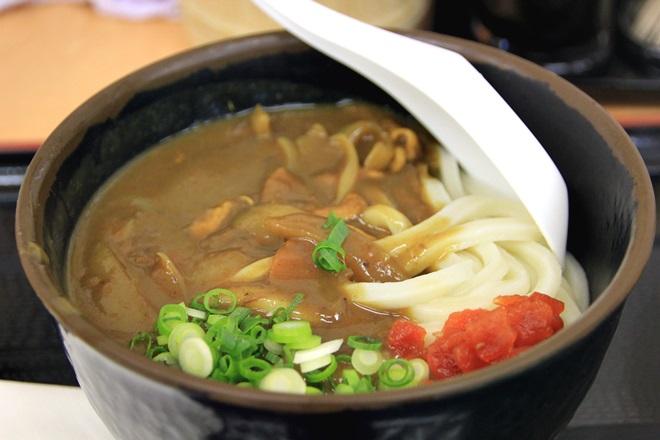 050_女道場 たも屋のカレー(小)麺冷-20141231-181135