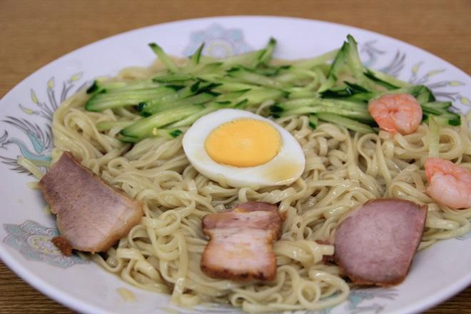 059_珍来軒の呉冷麺(大)-20141231-181140