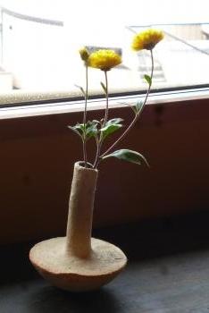 高山壮 華野さん 花