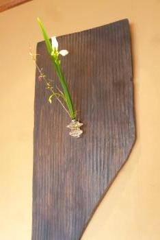 高山壮 華野さん お花