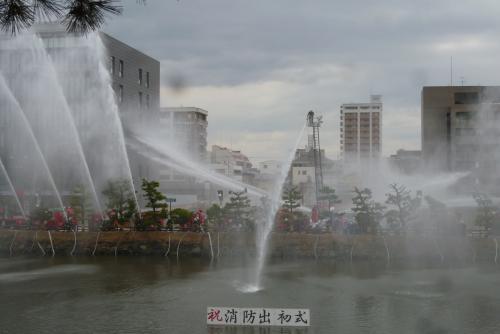 消防出初式2015