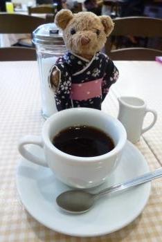 姫路店 Pelcolaさん ベァーとコーヒー(