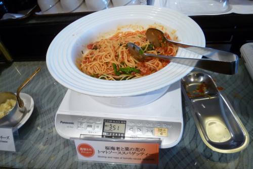 ホテル バイキング(料理)