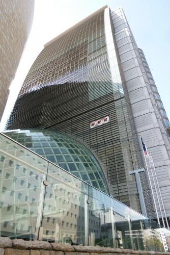 大阪NHK放送局