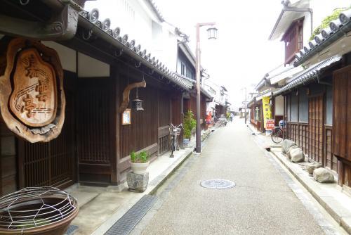 今井 寺内町 重要伝統的建造物群保存地区