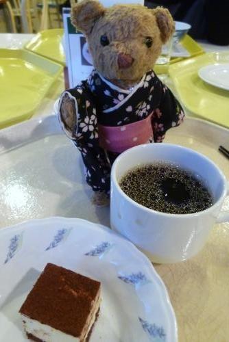 ベァーとコーヒー(万座温泉)