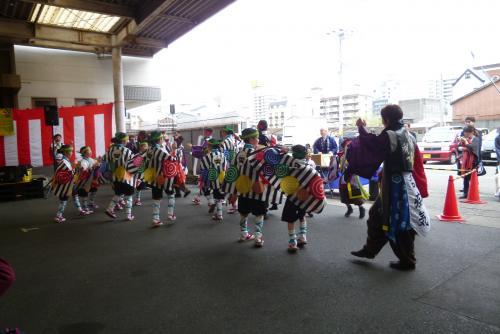 2015 蔵開き(よさこい踊り)