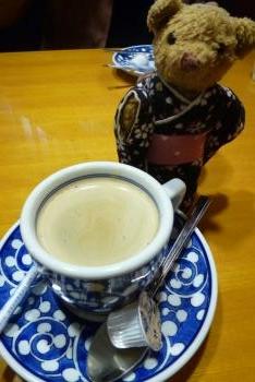 洋麵屋 五右衛門さん(ベァーとコーヒー)