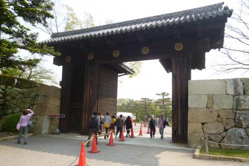 姫路 大手門