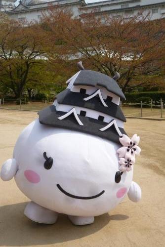 姫路城 しろまるひめ