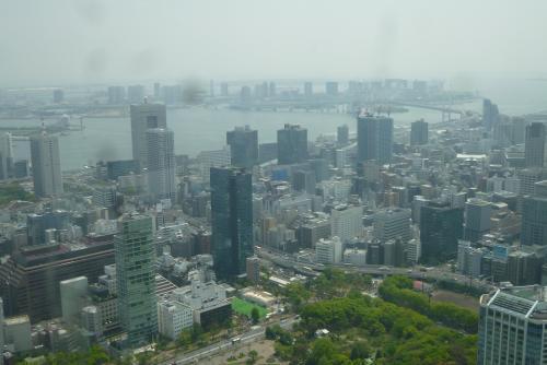 東京一人旅 東京タワー