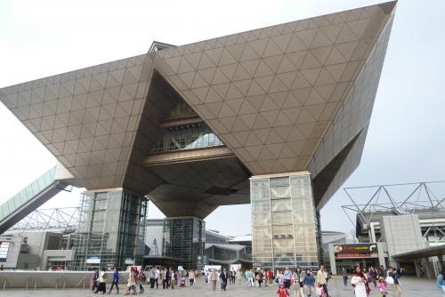 東京一人旅 東京ビックサイト
