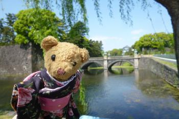 東京一人旅 通称「二重橋」