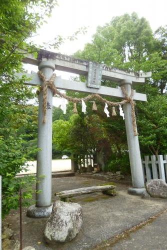 石垣尾神社さん