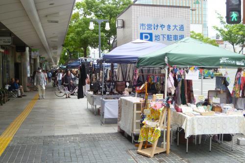 手作り市場