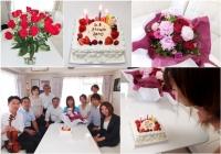 2015 社長の誕生日