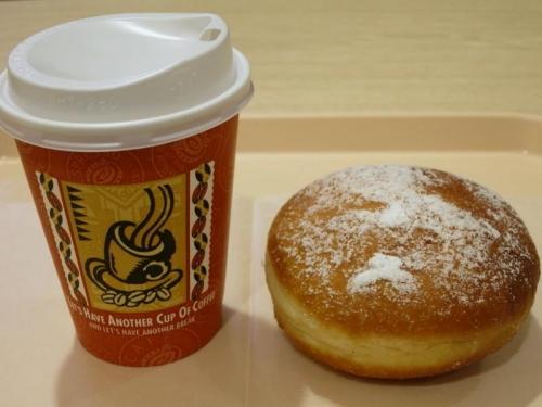 コーヒー&ドーナツ