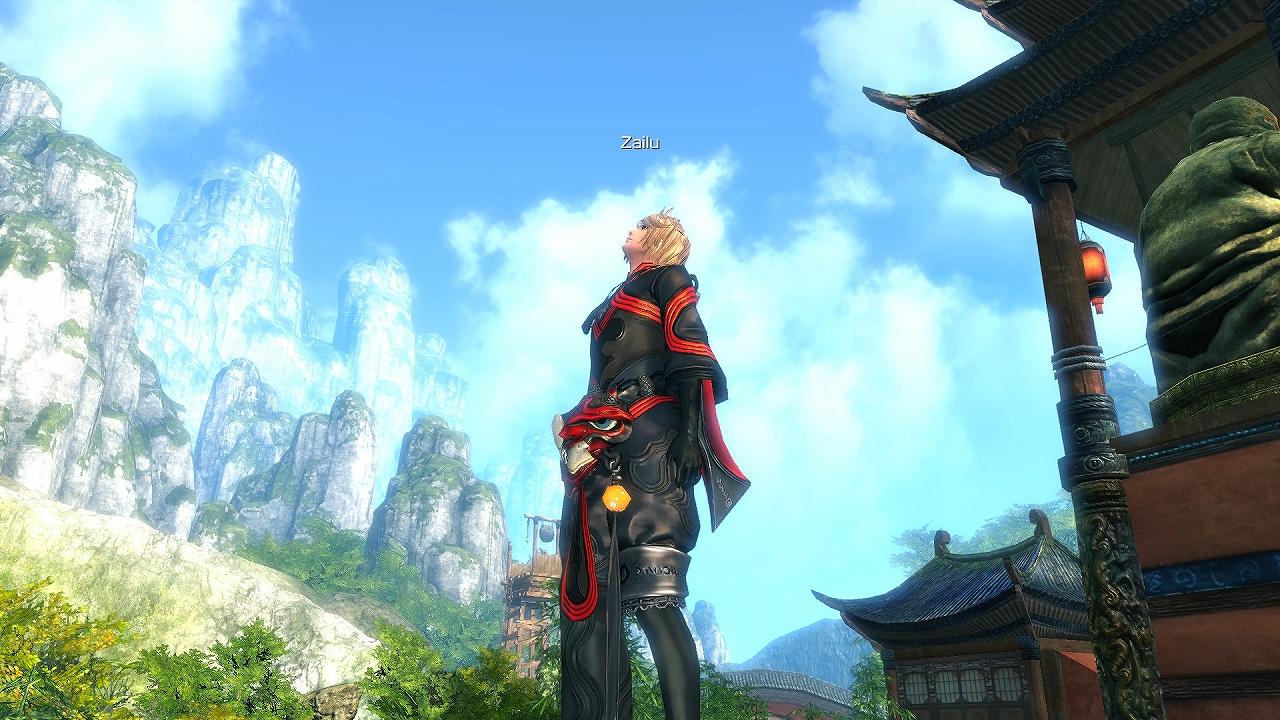 空を見上げるのが好きです。
