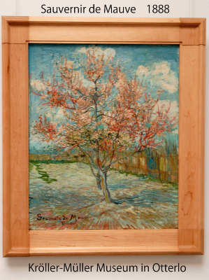 Van Gogh Sauvernir de Mauve 01