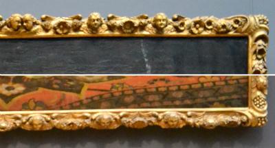 Mary Hennriette Stuart tabuleu Detail 05