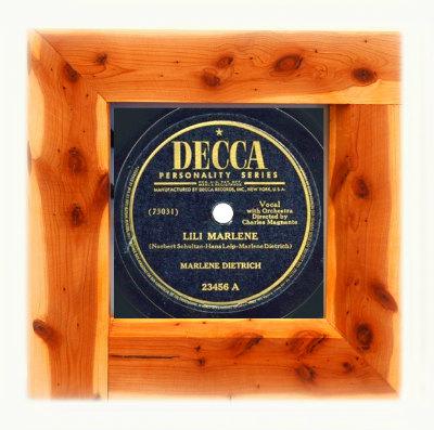 Lili Marlen of Decca by Malrene Dietrich
