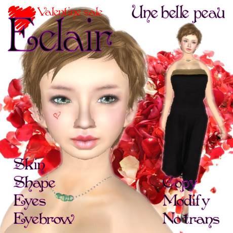 Eclair skin panel