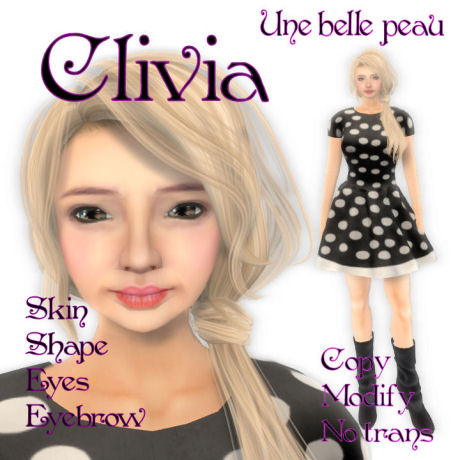 Clivia skin 460 panel