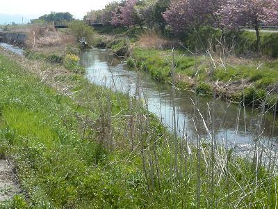 H2705旧百々川と宮川の合流点