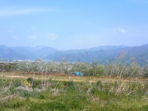 H2705笠岳遠望